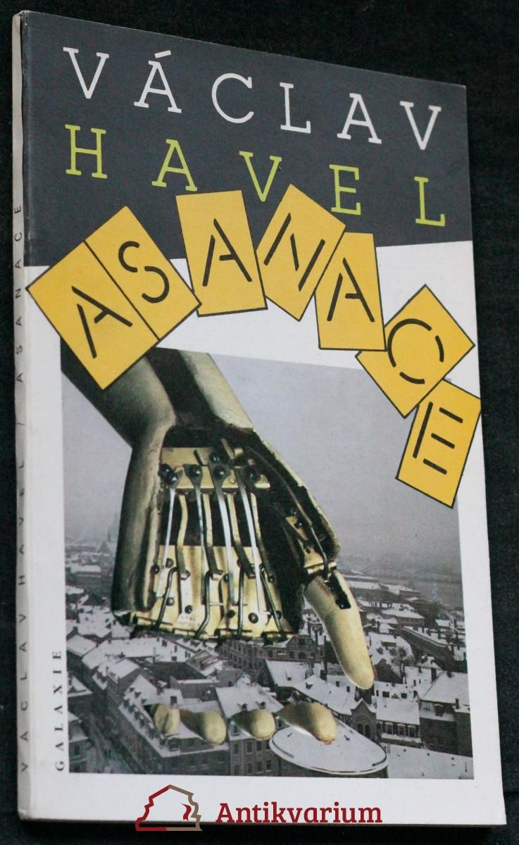 Asanace : hra o pěti jednáních