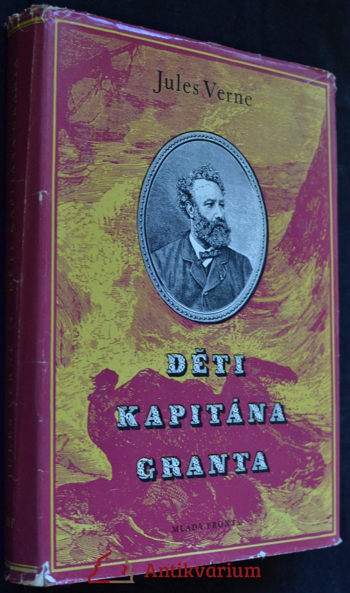 Děti kapitána Granta