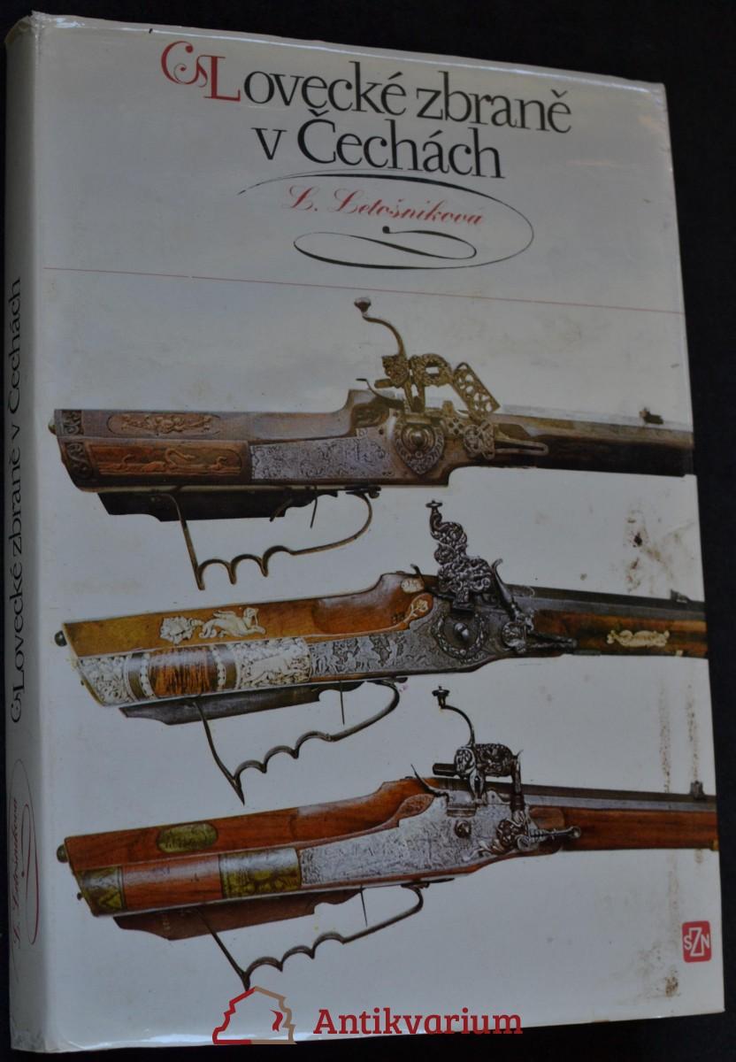 Lovecké zbraně v Čechách