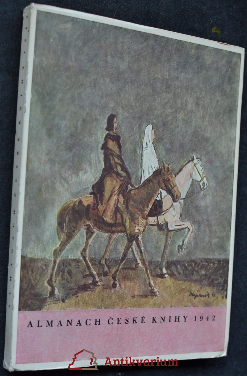 Almanach české knihy 1942