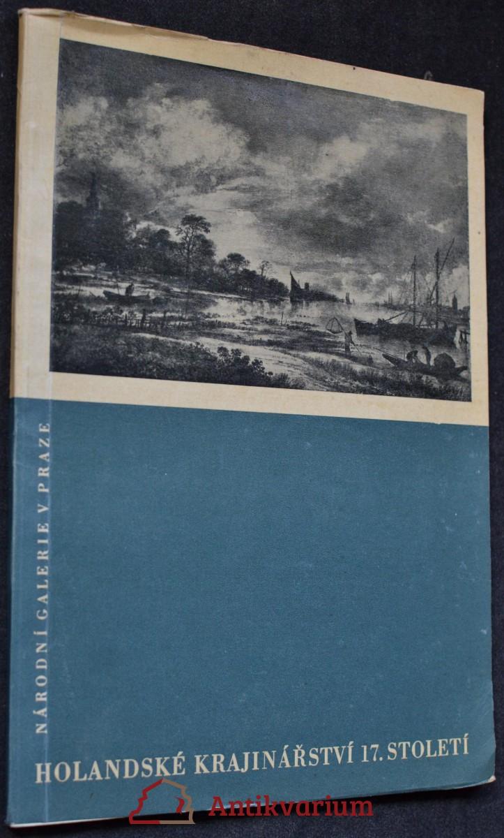 Holandské krajinářství 17. století