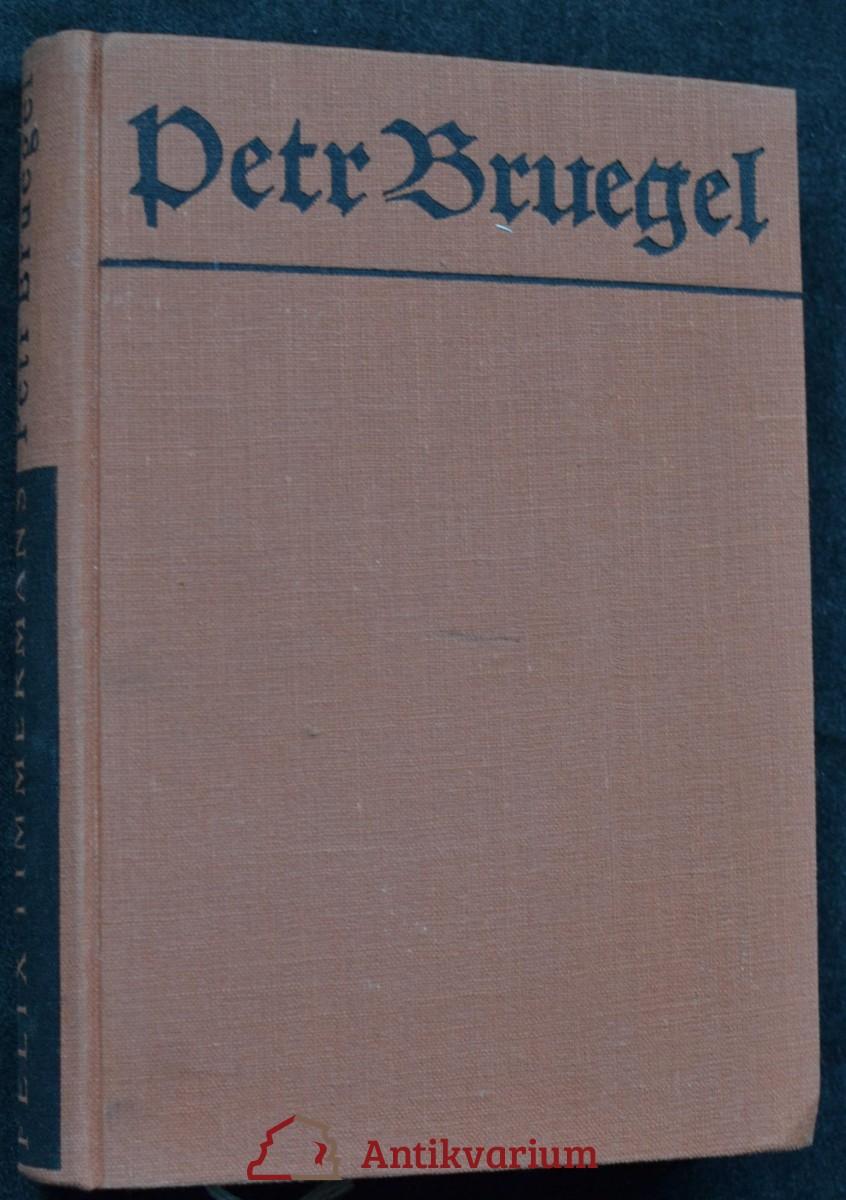 Petr Bruegel : co jako vůně zavanulo z jeho díla