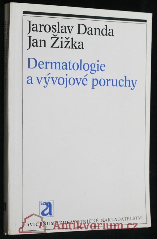 antikvární kniha Dermatologie a vývojové poruchy, 1984