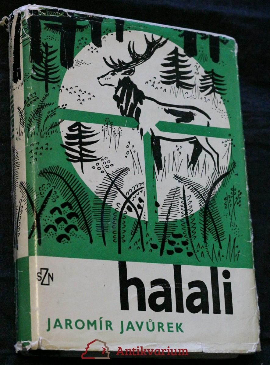 Halali : lovecké vzpomínky