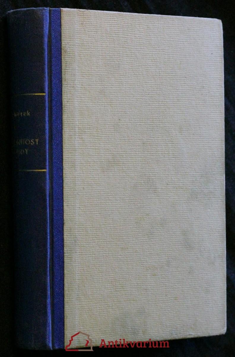 antikvární kniha Rozmanitost přírody, 1945