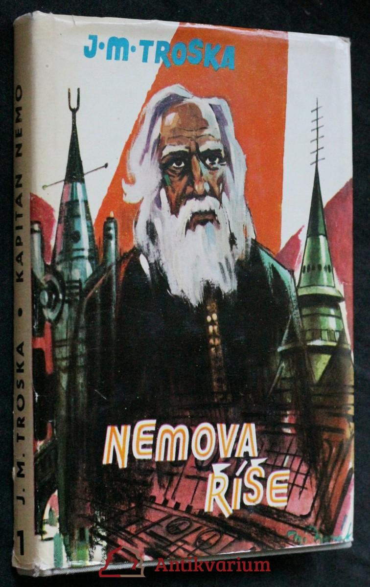 Kapitán Nemo. 1, Nemova říše