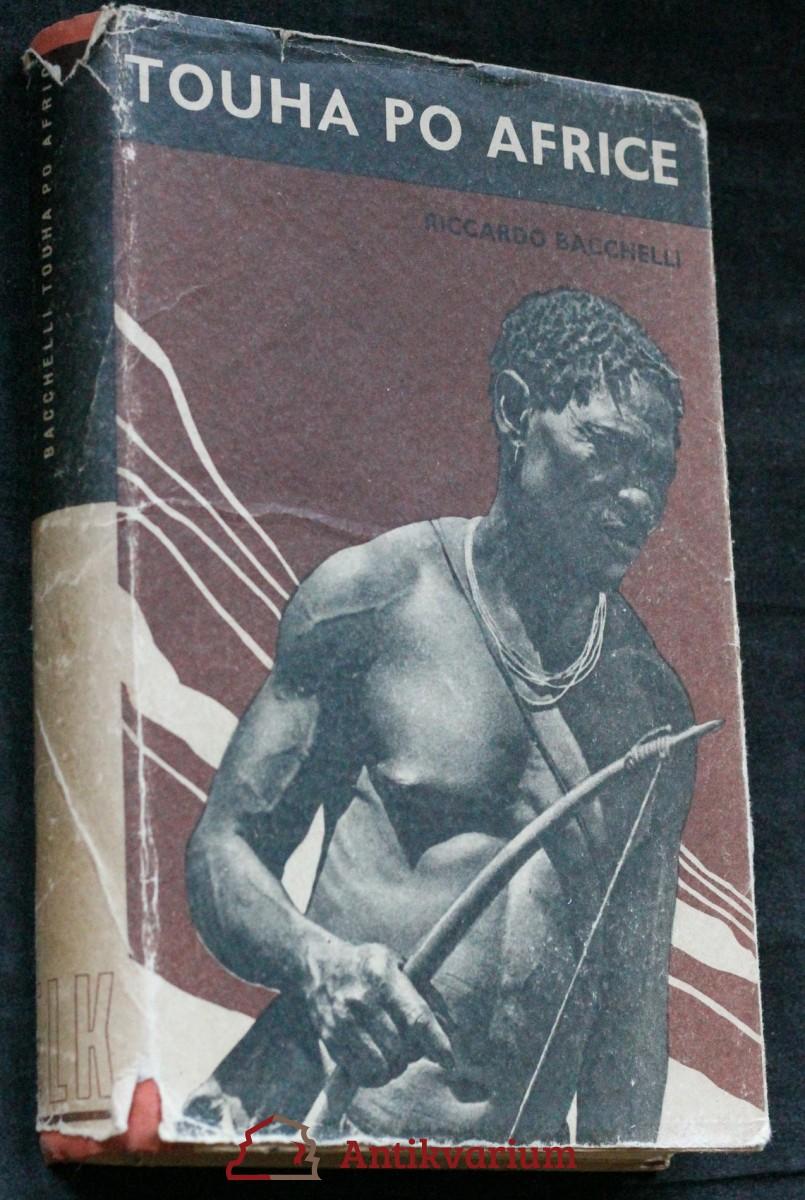 Touha po Africe : [Román]