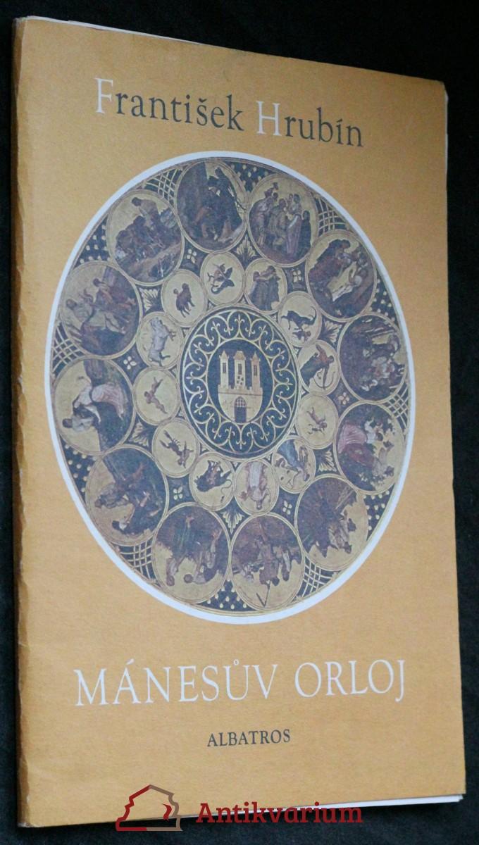 Mánesův orloj : verše k obrazům Josefa Mánesa