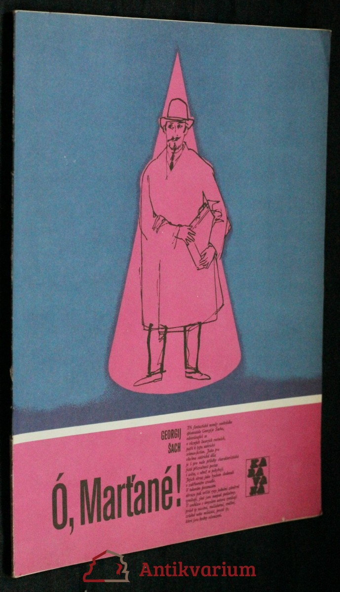 Ó, Marťané! : Fantastické novely