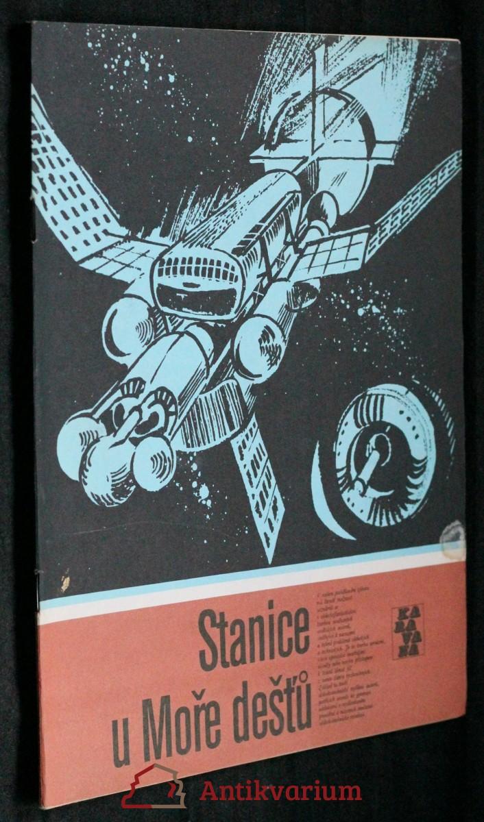 Stanice u Moře dešťů : povídky sovětských autorů