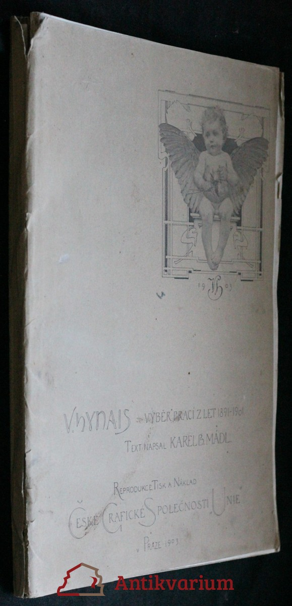 V. Hynais : výběr jeho prací z let 1891-1901