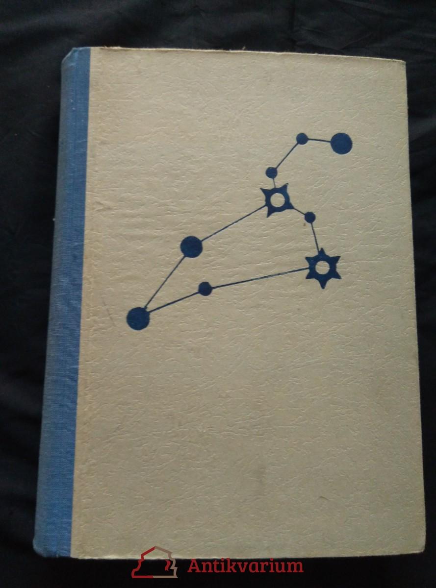 antikvární kniha Sto let astronomie, 1948