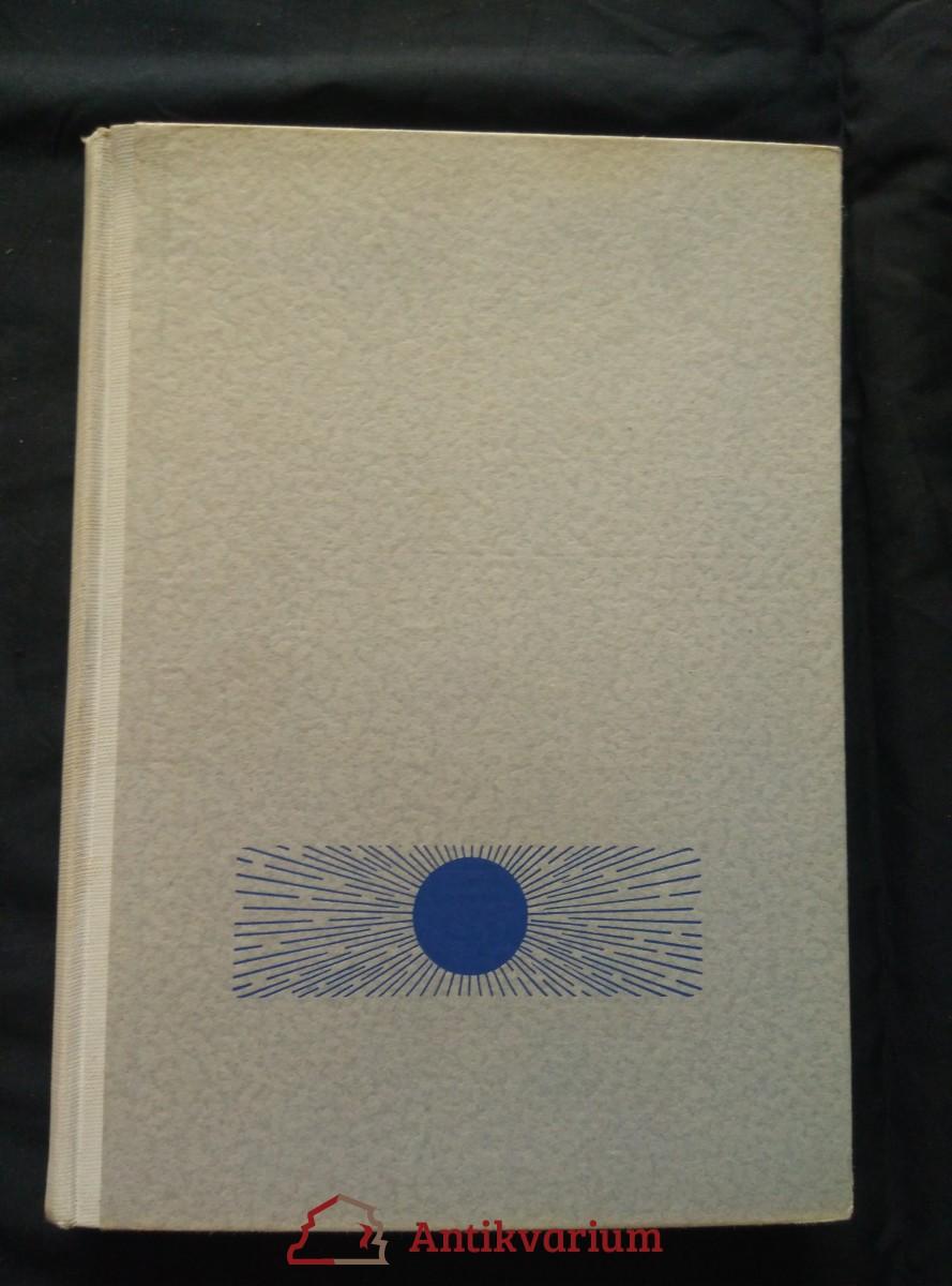 antikvární kniha O původu světů (Oppl, il, foto), 1950