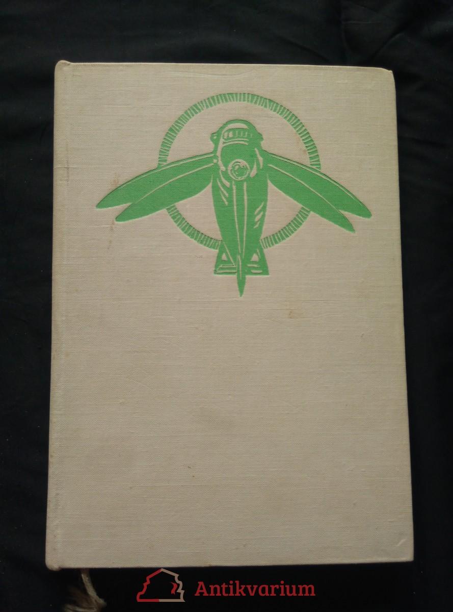 Vzducholodí do srdce Brazílie (Ocpl, 188 s.)