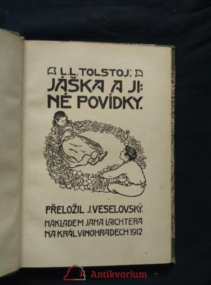 Jáška a jiné povídky (Ppl, 112 s.)