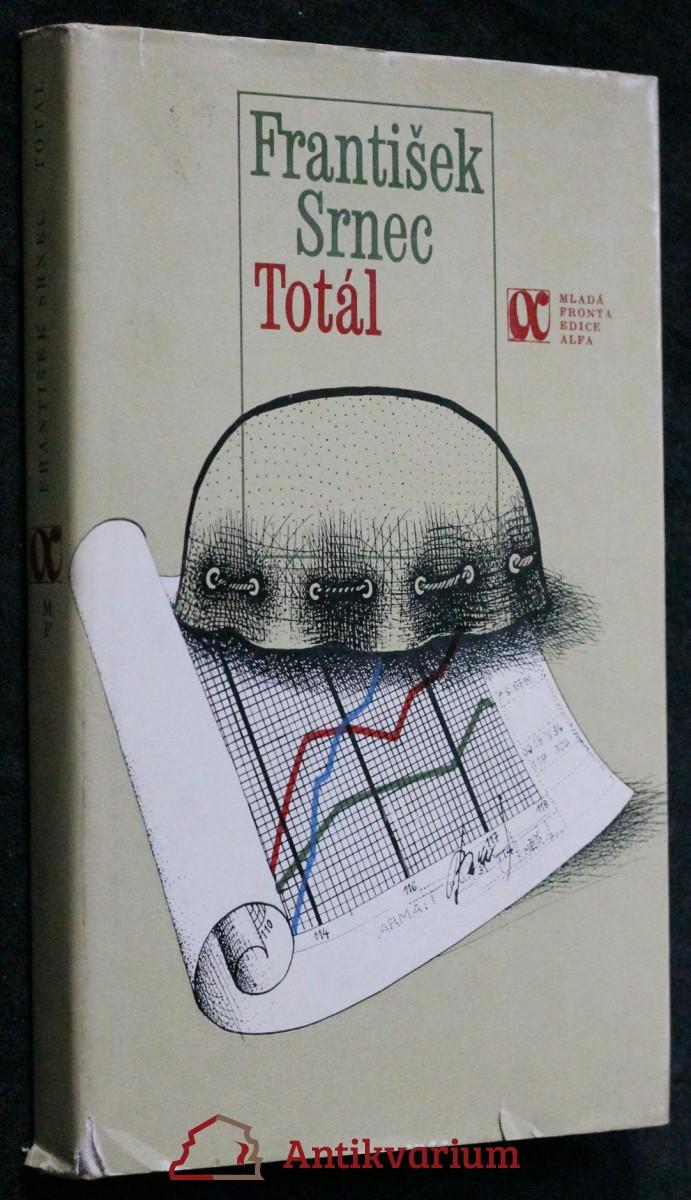 antikvární kniha Totál, 1980