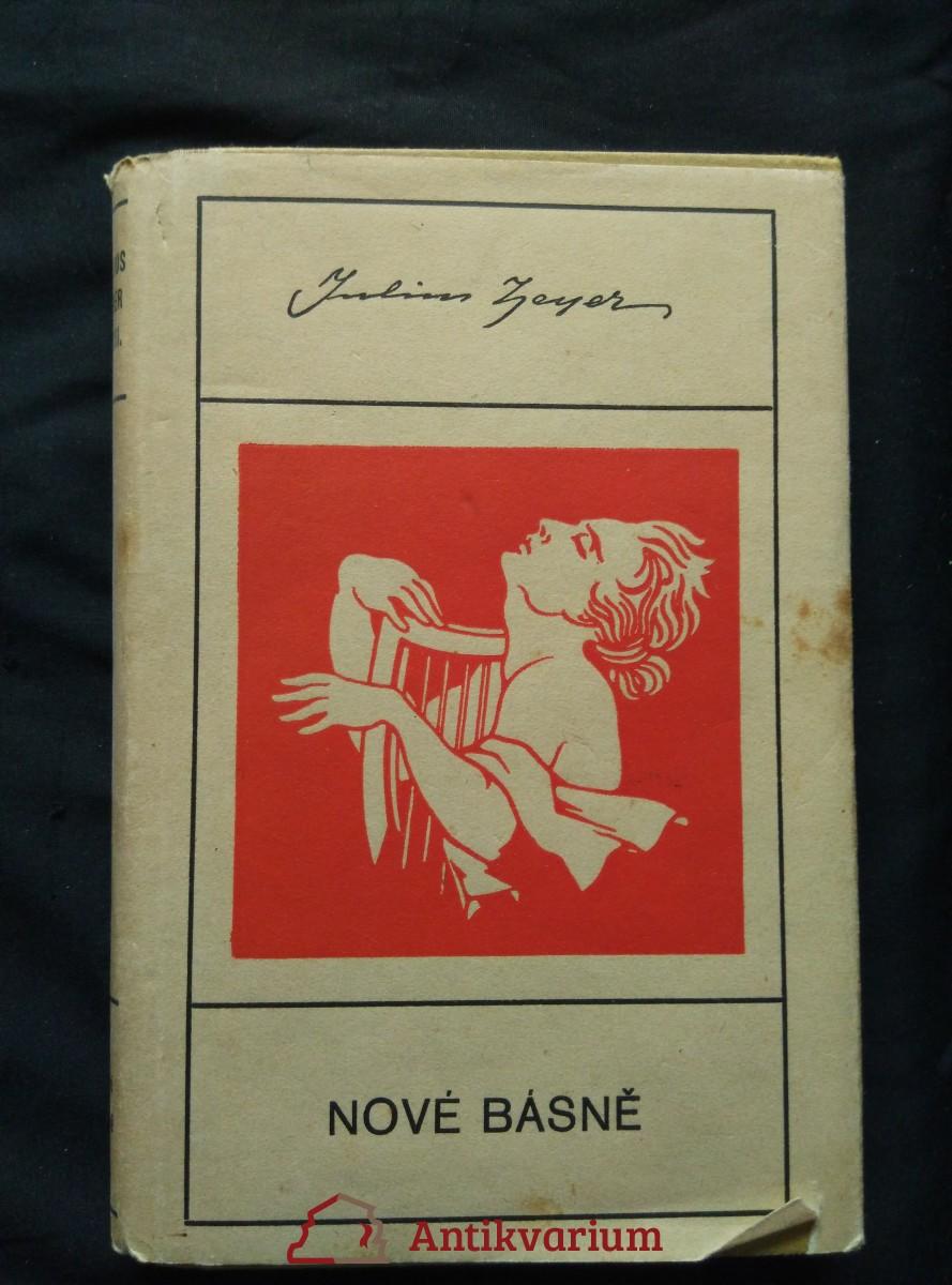 antikvární kniha Nové básně, 1941