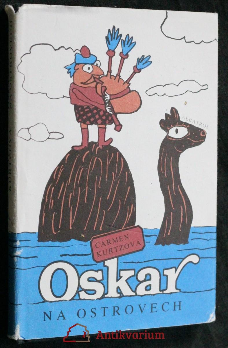 Oskar na ostrovech : pro čtenáře od 9 let