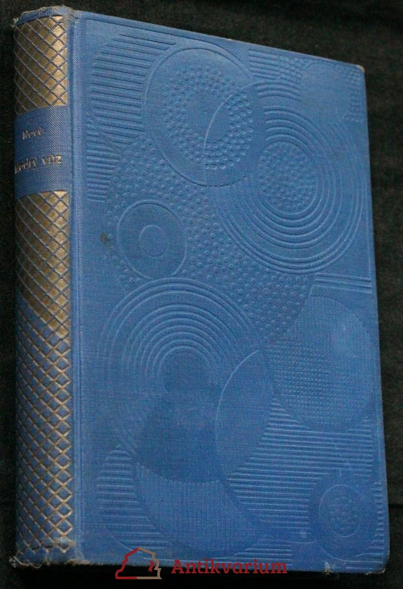 Modrý vůz : román