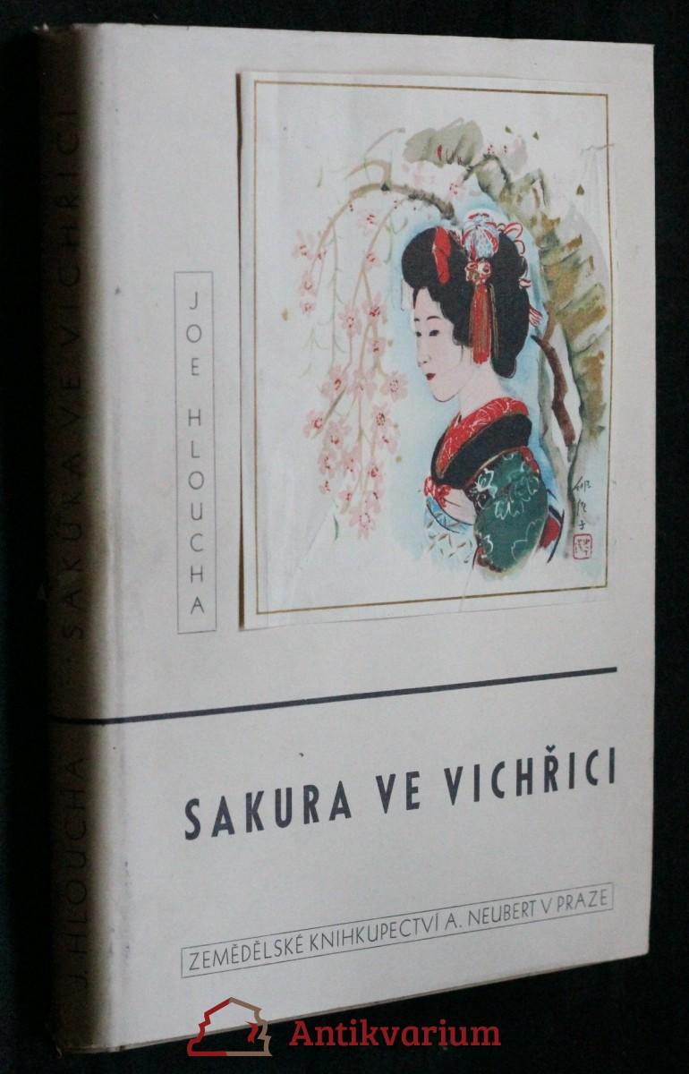 Sakura ve vichřici : útržek deníku z cesty po Japonsku