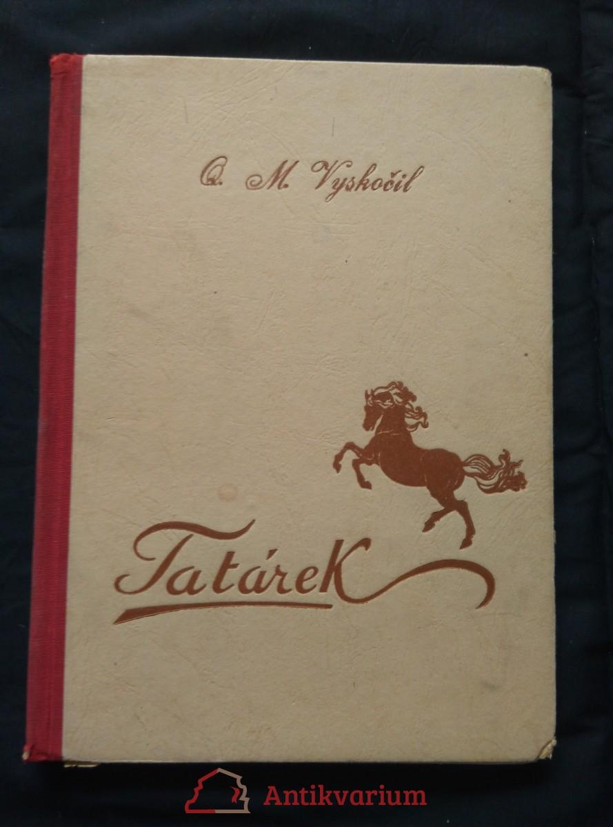 Tatárek (il. M. Čermák)