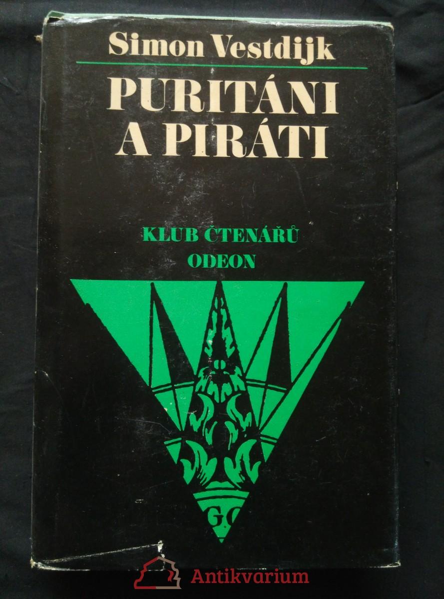 antikvární kniha Puritáni a piráti, 1977