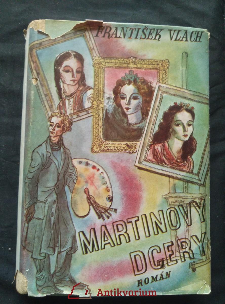 Martinovy dcery (Oppl, ob. A typo R. Šváb)