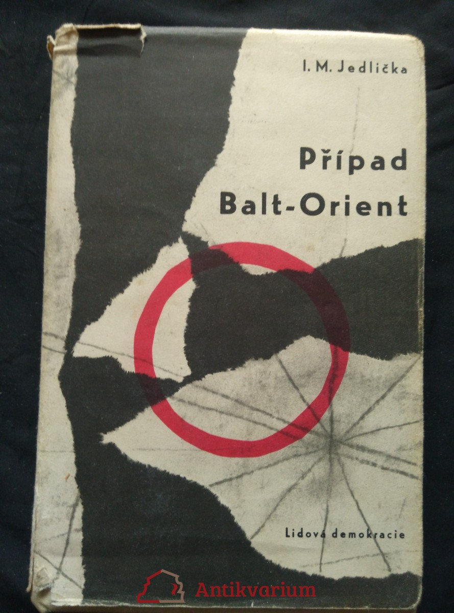 Případ Balt-Orient (Ocpl, 264 s.)