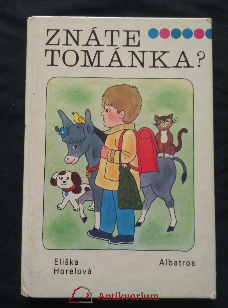 Znáte Tománka? (lam., 120 s.)