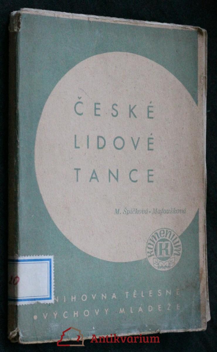 České lidové tance pro školy 1.-3. stupně