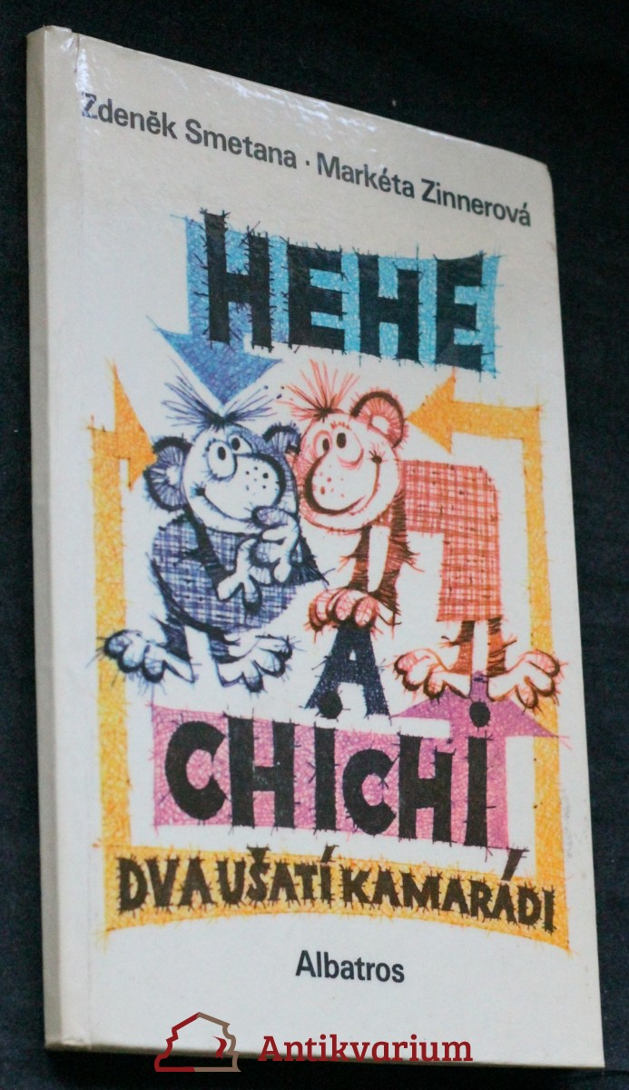 Hehe a Chichi : Dva ušatí kamarádi