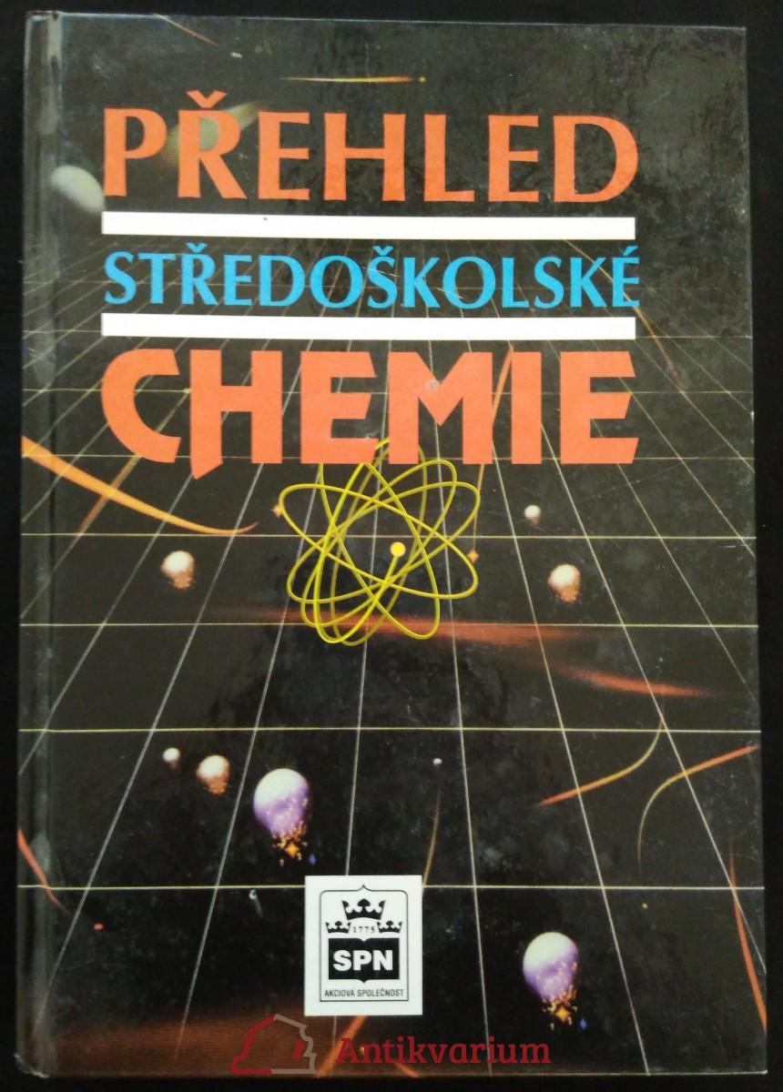 antikvární kniha Přehled středoškolské chemie, 1999