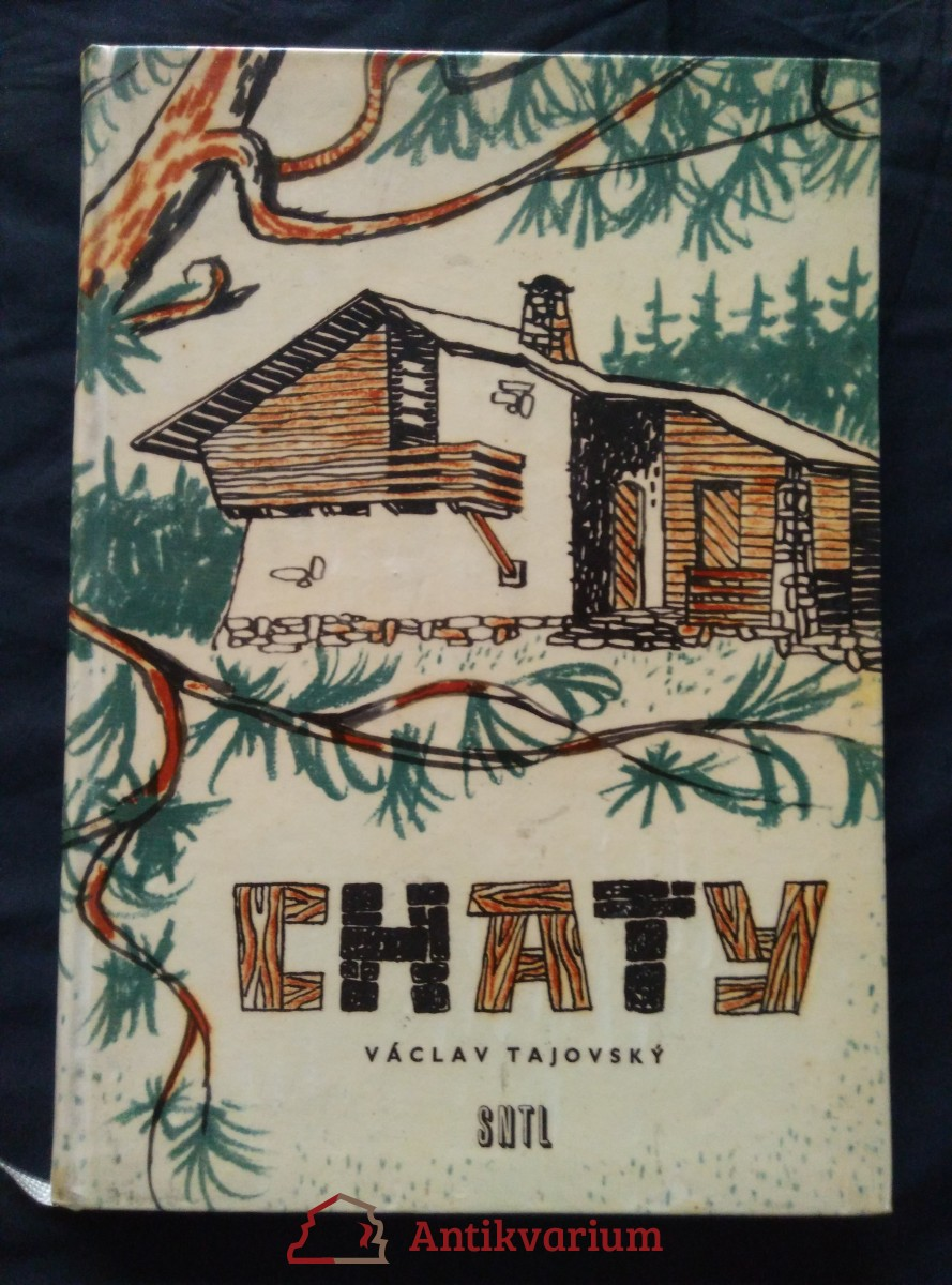 Chaty (A4, lam, 236 s., 151 obr.)