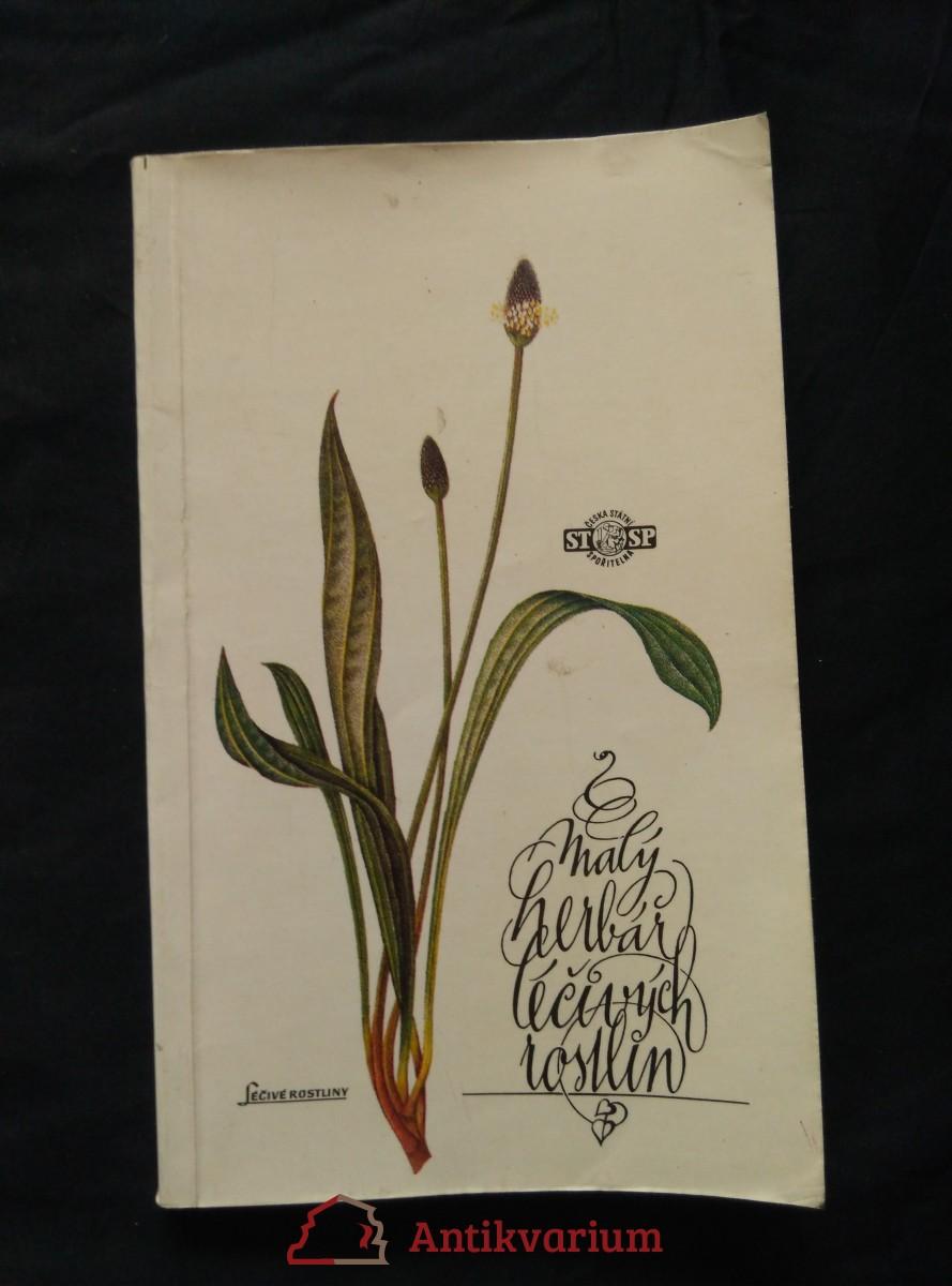 Malý herbář léčivých rostlin (A5, Obr, nestr.)