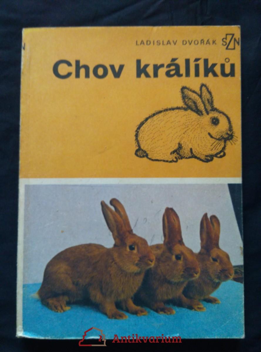 Chov králíků (Obr, 232 s.)