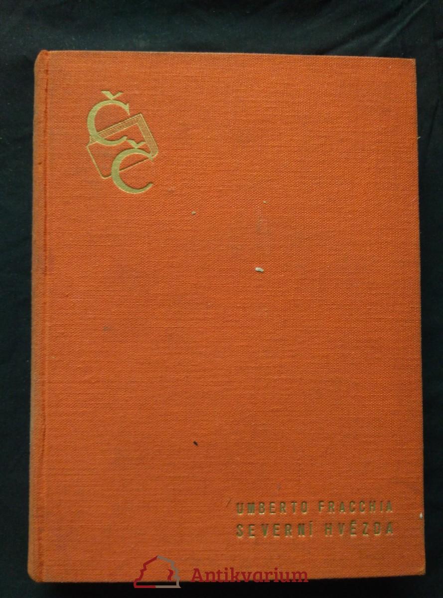 antikvární kniha Severní hvězda, 1936