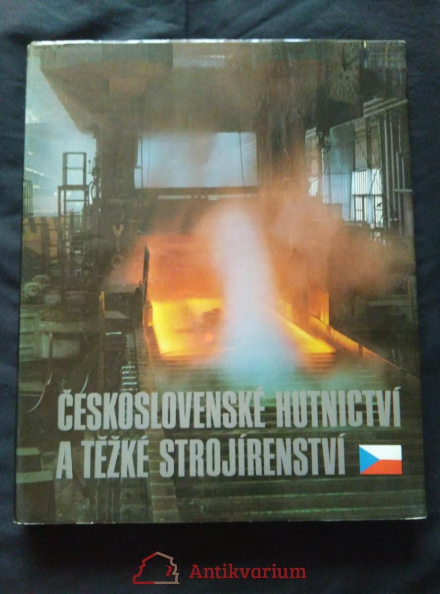 Československé hutnictví a těžké strojírenství (Ocpl, 240x290 mm,  nestr.)
