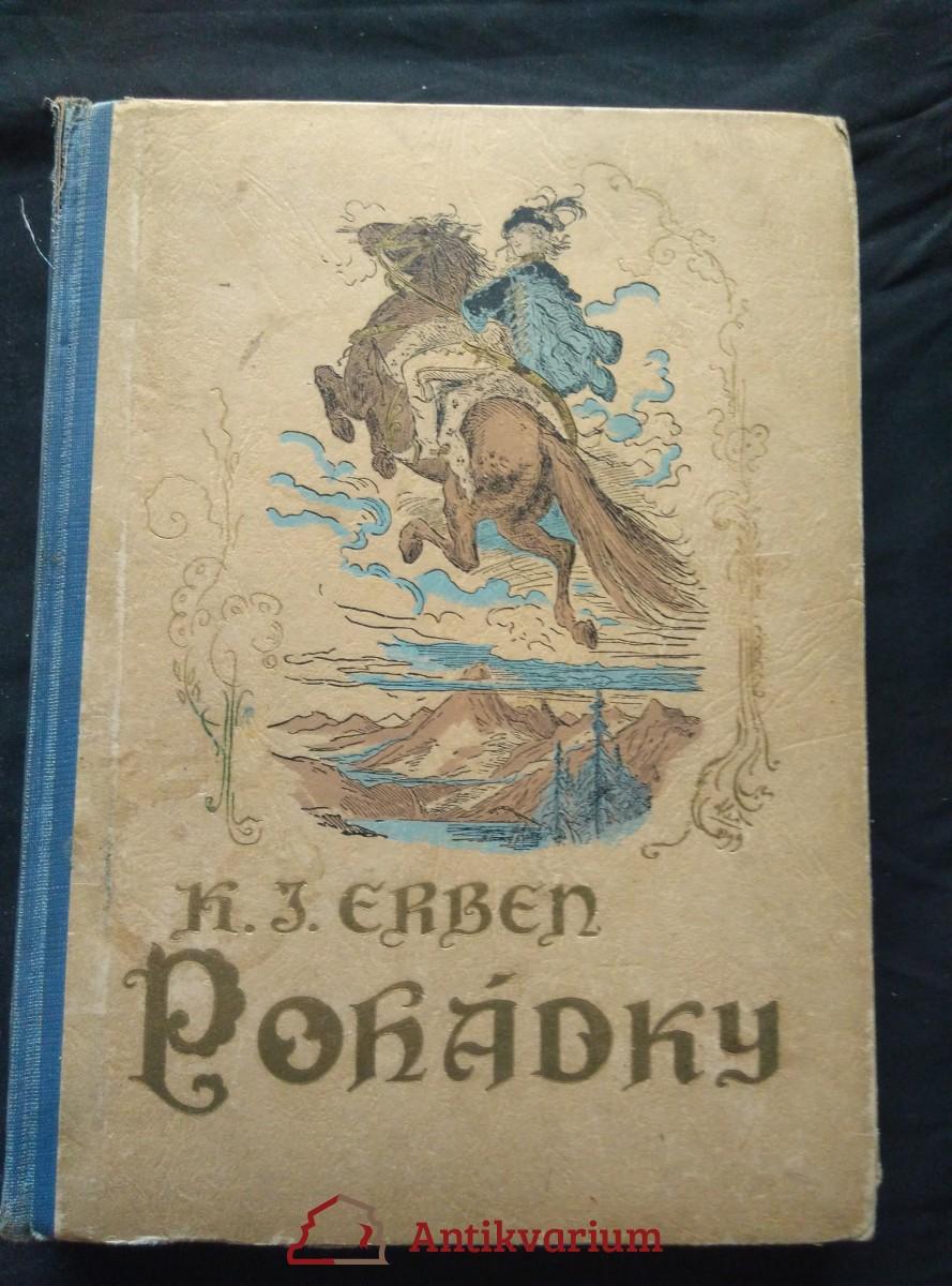 Pohádky (A4, Oppl, 216 s.,  il. Pavel Černý, upr. František Mík, uvol. vazba)