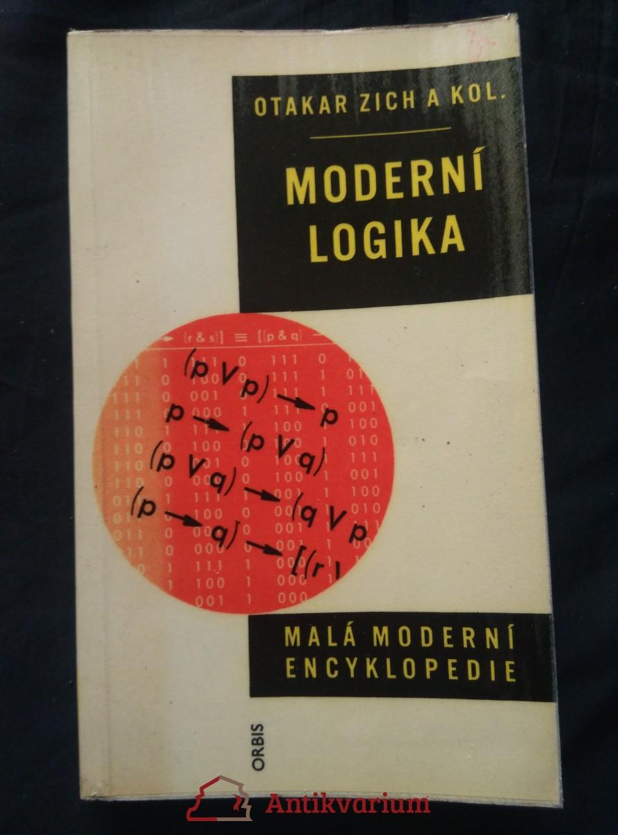 Moderní logika (Obr, 244 s.)