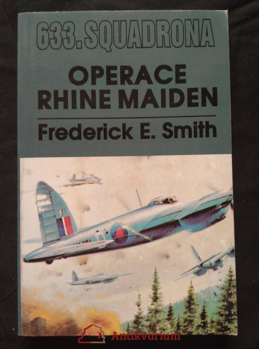 633. squadrona, Operace Rhine Maiden (Obr, 232 s.)