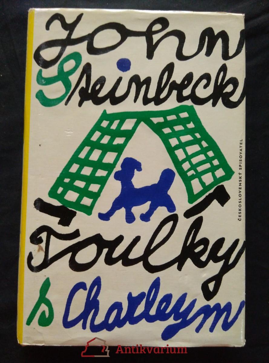 Toulky s Charleym (Ocpl, 268 s., ob a vaz Z. Seydl, doslov J. Werich)