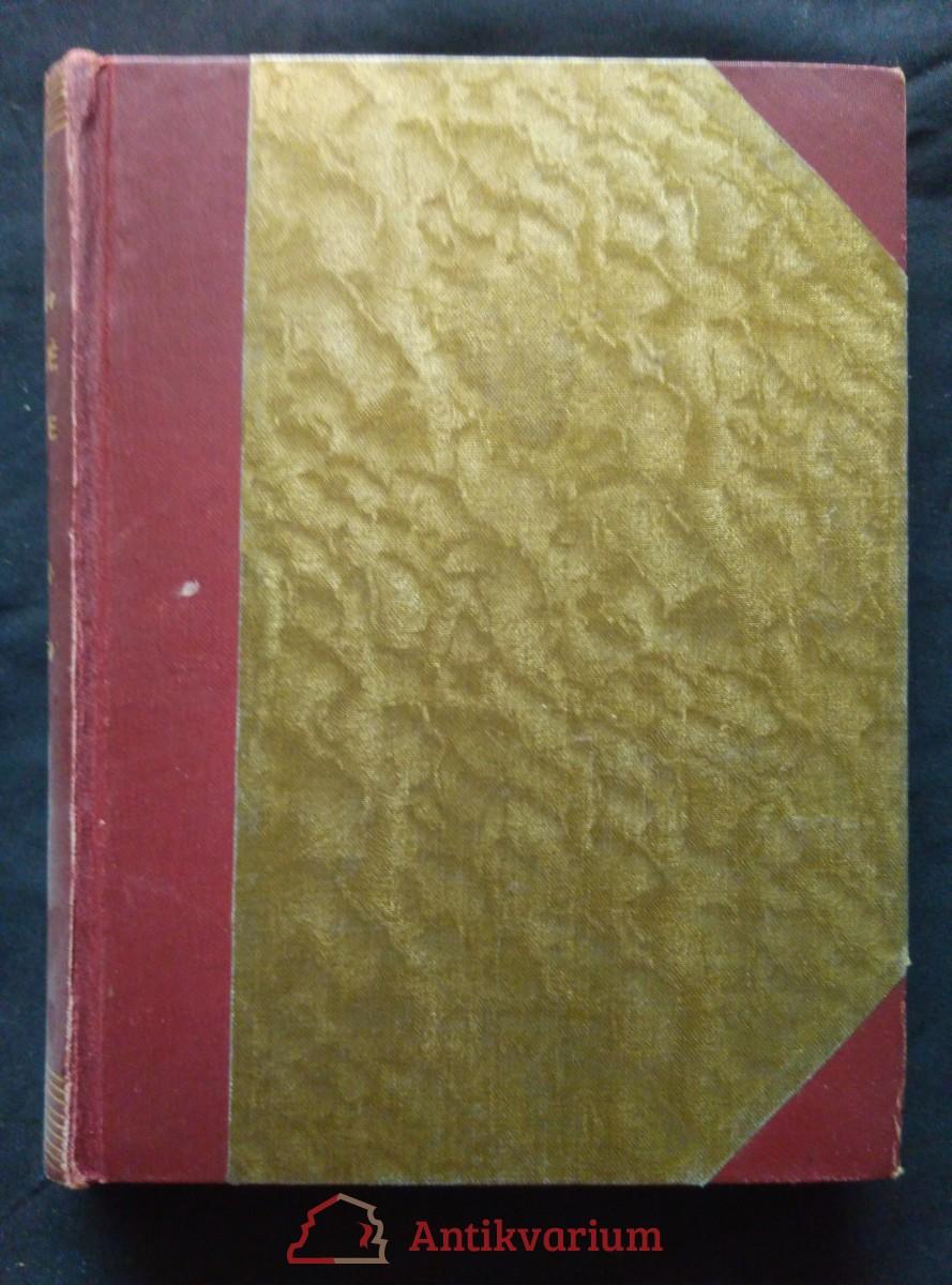 antikvární kniha Černé srdce, 1929
