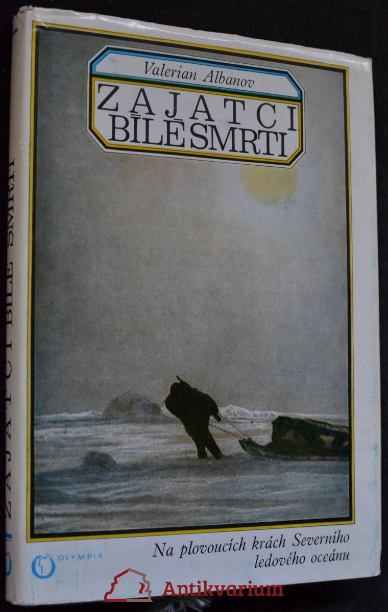 Zajatci bílé smrti na plovoucích krách Severního ledového oceánu