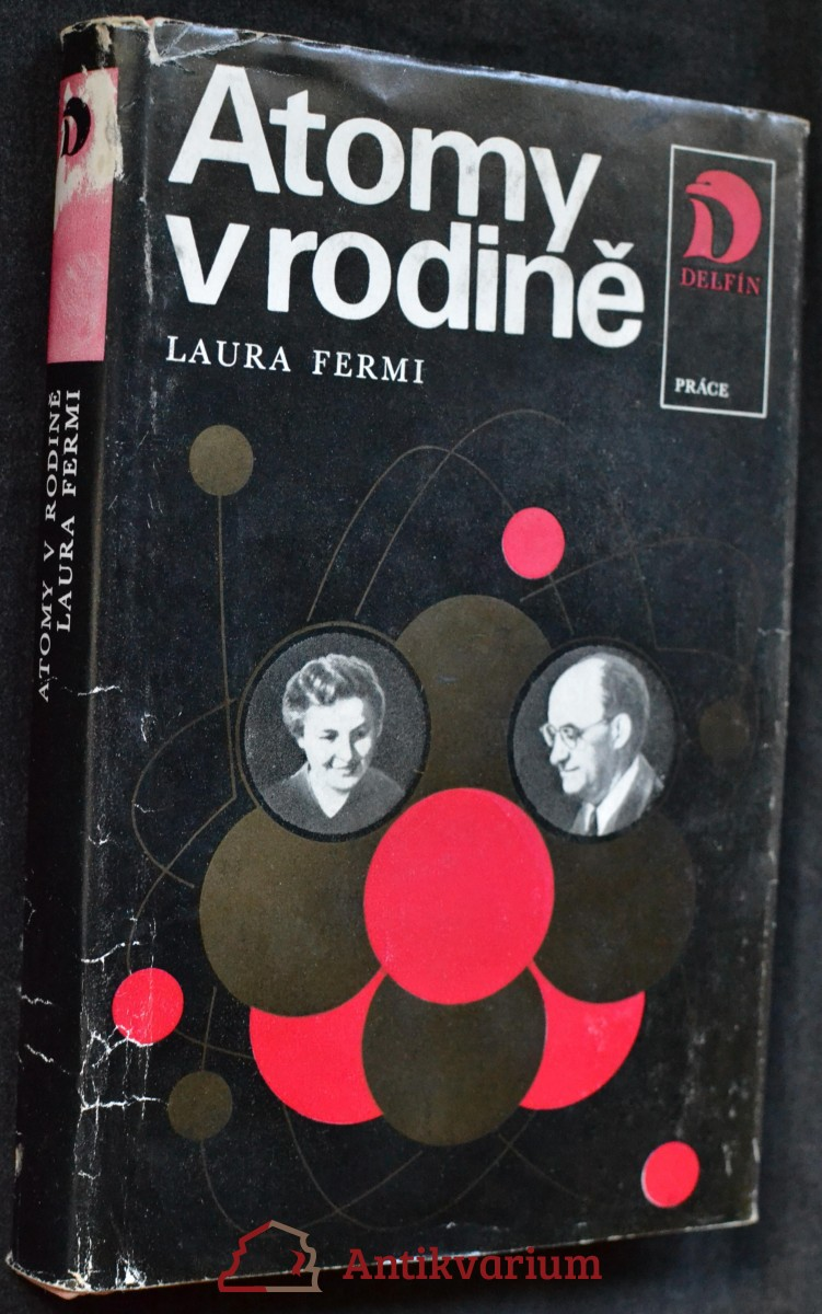 Atomy v rodině : [román o životě Enrica Fermi]