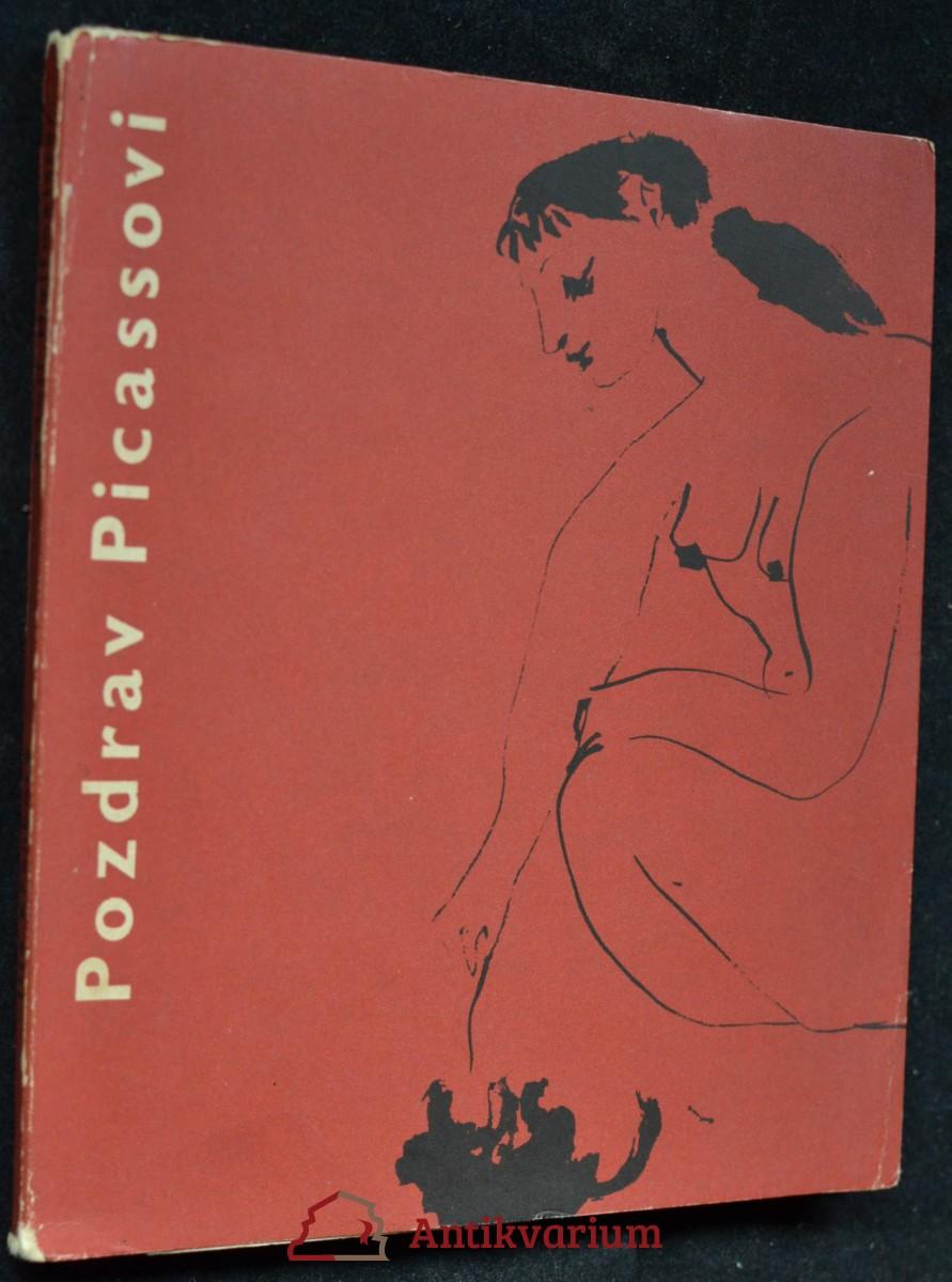 antikvární kniha Pozdrav Picassovi, 1961