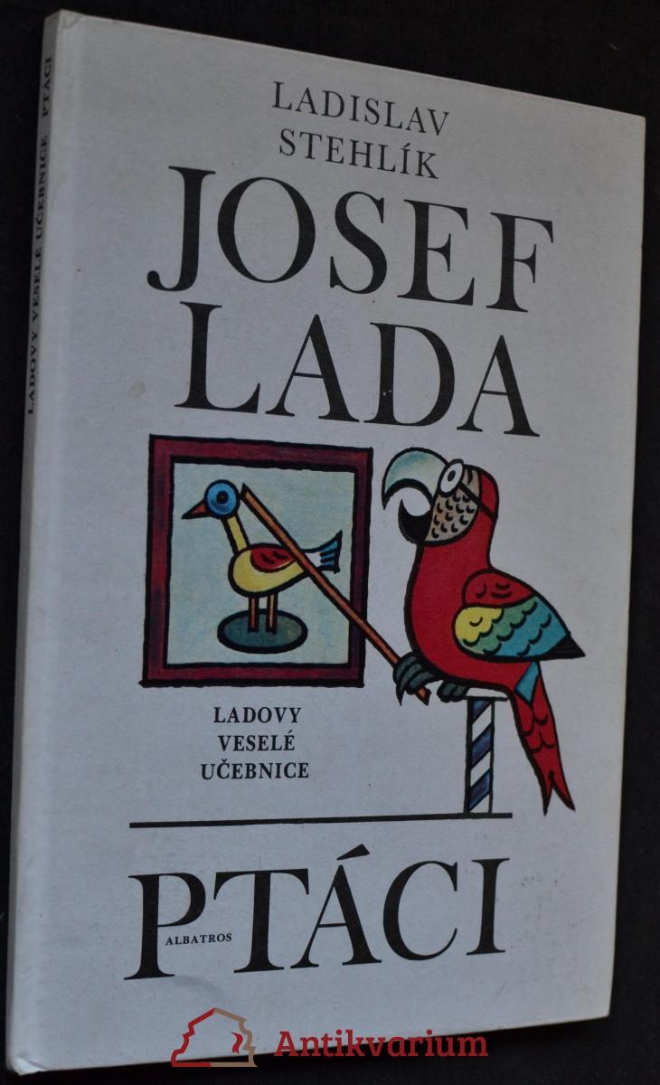 Ladovy veselé učebnice. Ptáci