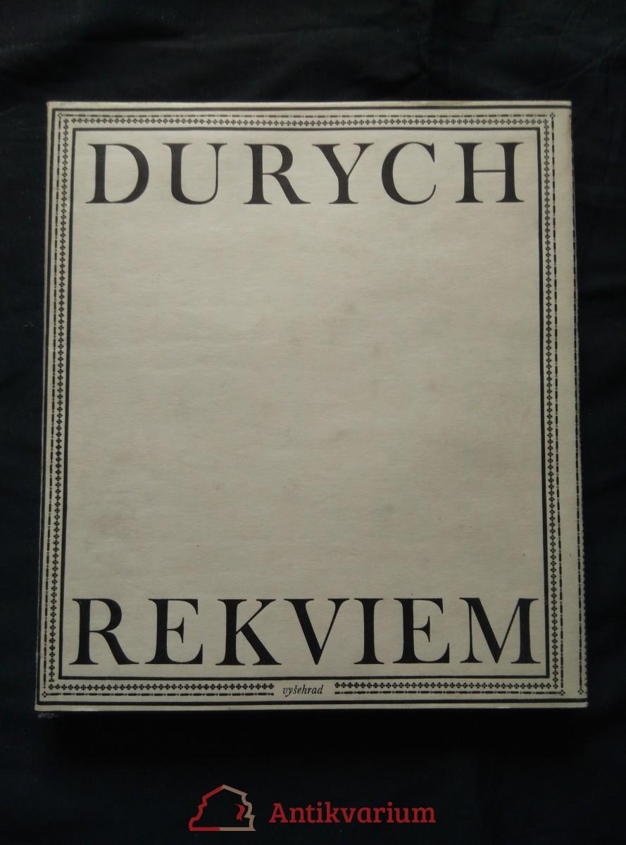 Rekviem - menší valdštejnská trilogie (Ocpl, 88 s., ob, vaz D. Štormová)