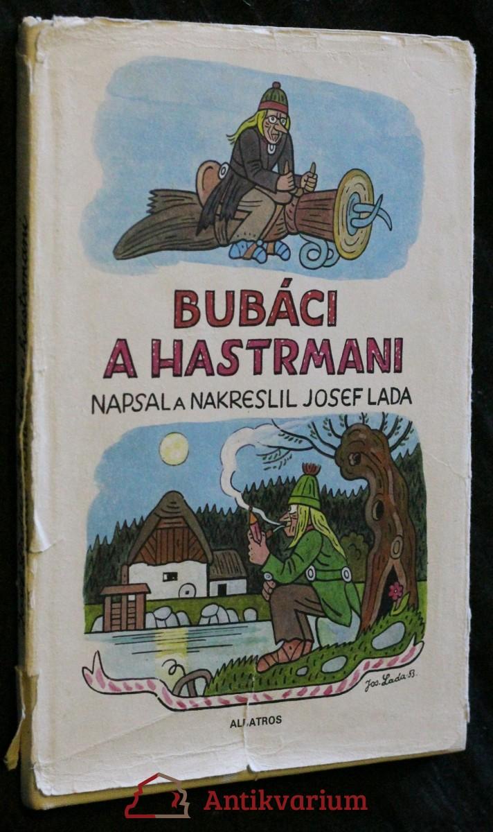 Bubáci a hastrmani a jiné pohádky : pro čtenáře od 6 let