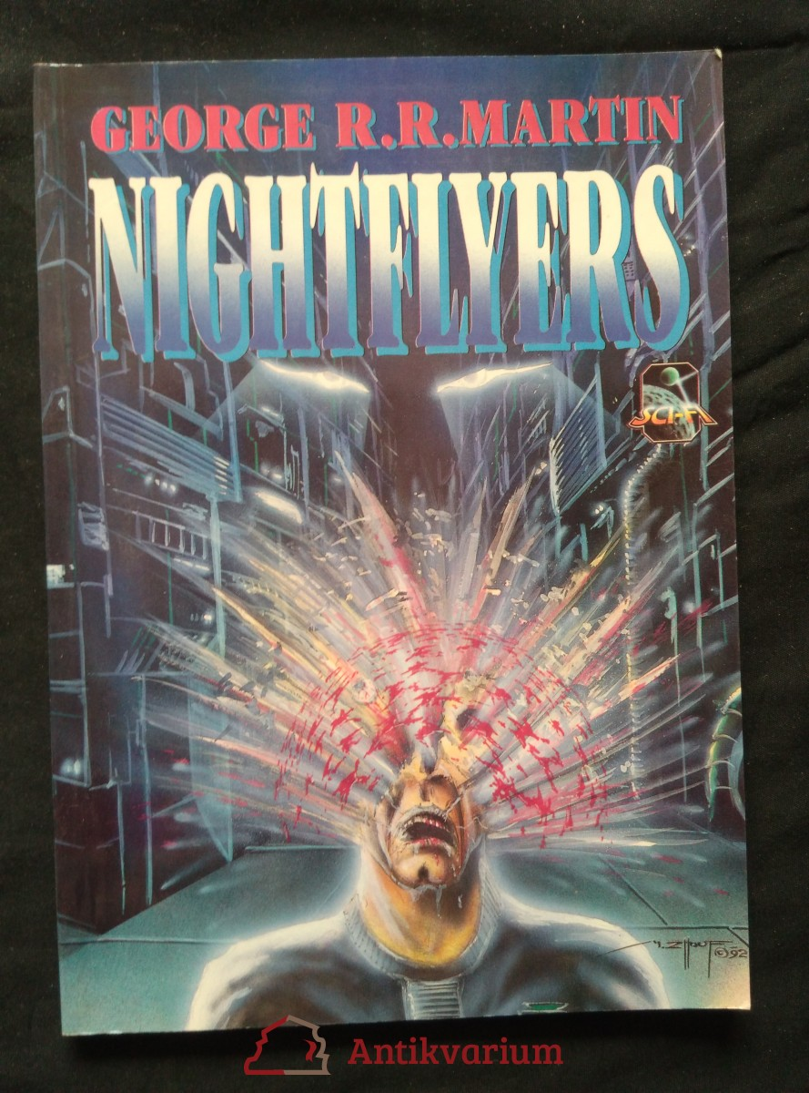 Nightflyers (Obr, 96 s.)
