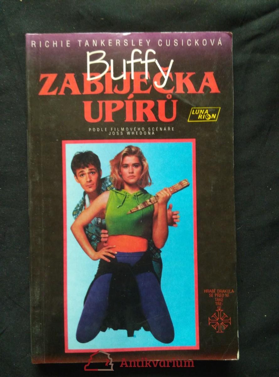Buffy - zabíječka upírů (Obr, 144 s.)